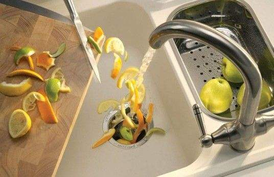 Process description of kitchen waste treatment equipment