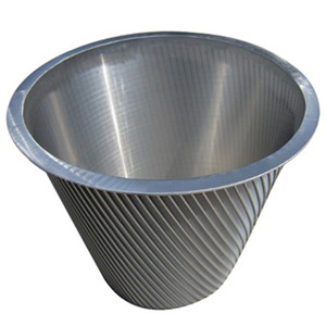 Continuous Centrifuge Baskets for sugar