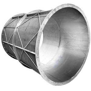 Rotary drum filter (Juice) screens