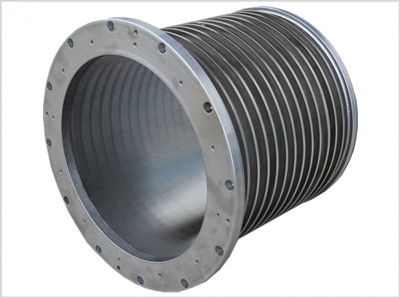 Johnson Wedge Wire Pressure Screen Basket