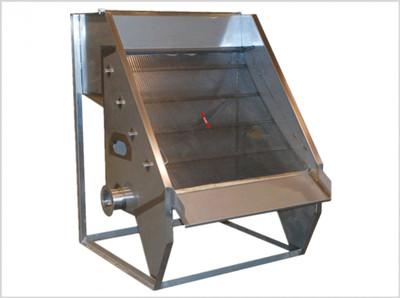 Parabolic Screen Machine